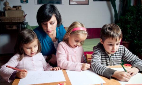 Sette cose su cui pregare per i tuoi figli