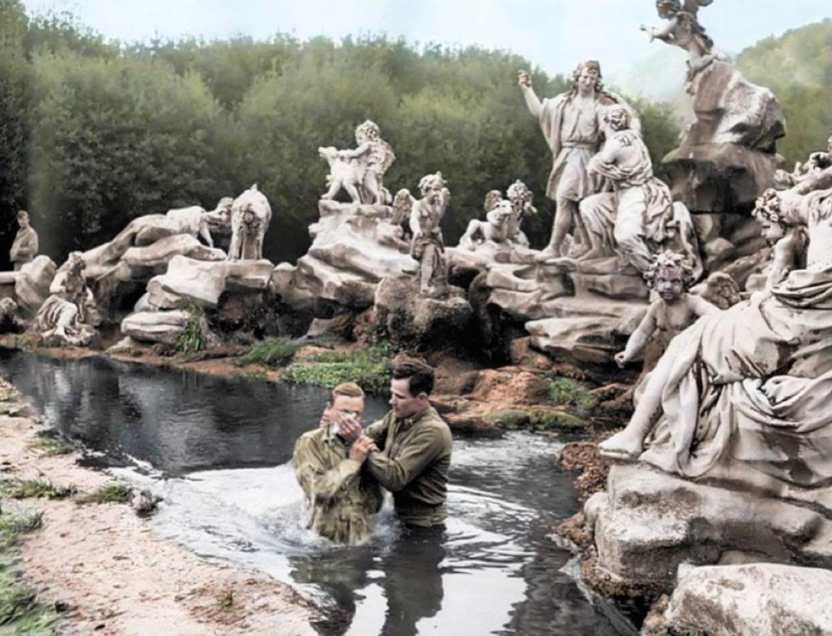 Le acque che uniscono: cinque verità sul battesimo in acqua