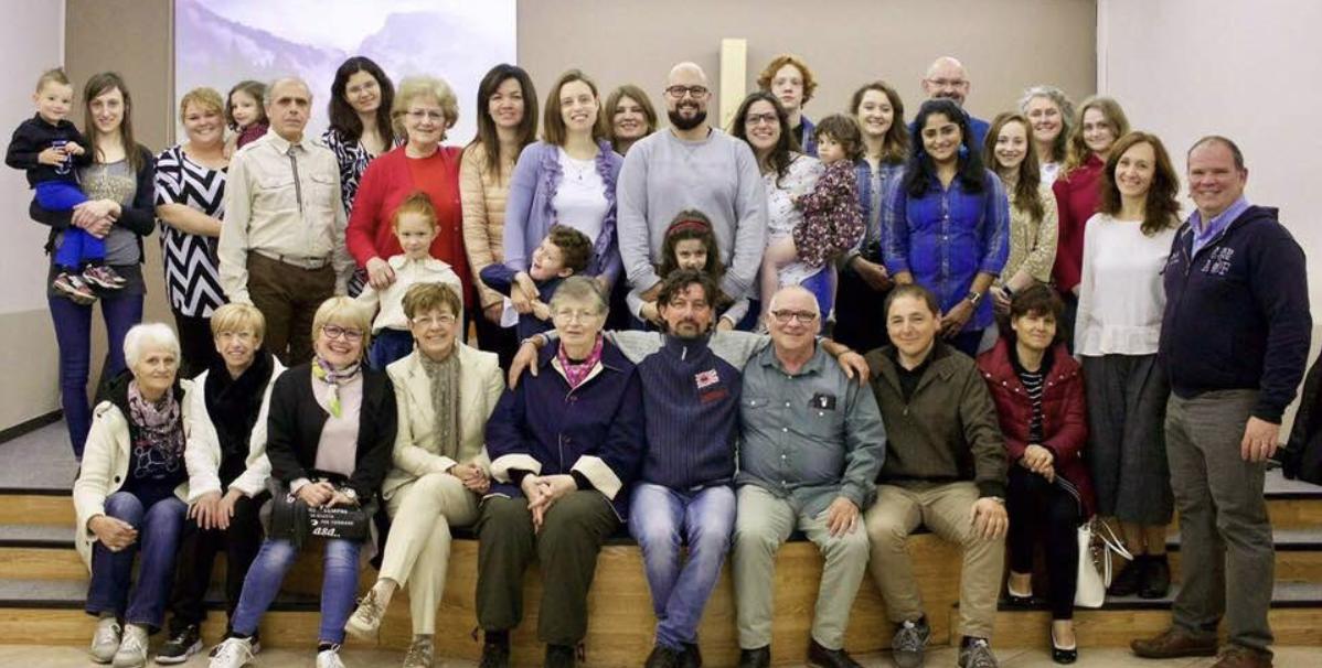 Come è cambiata la mia vita – la centralità della chiesa locale