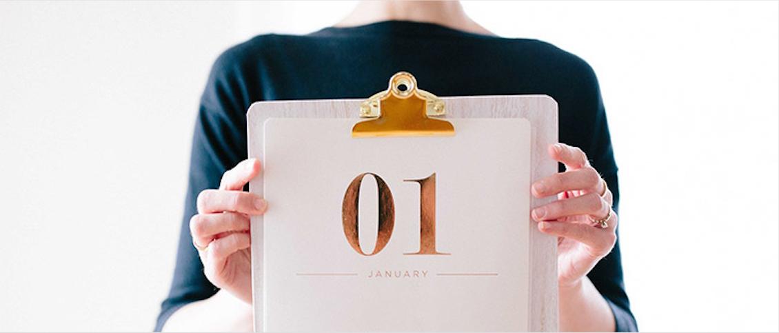 10 domande da porre all'inizio di un nuovo anno (o il giorno del tuo compleanno)