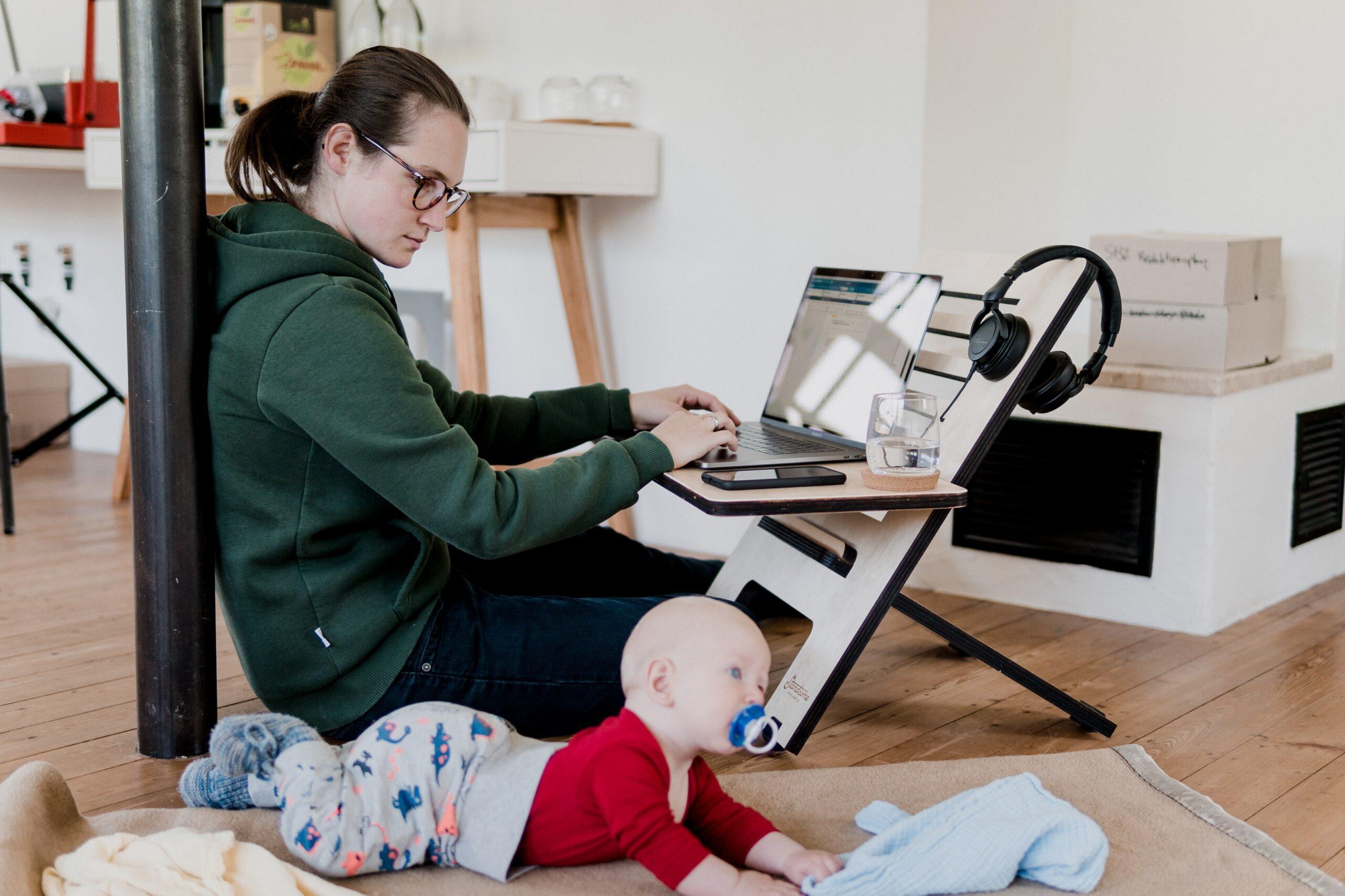 Lavorare dopo la gravidanza?