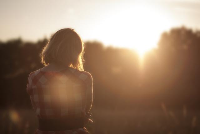 Come pregare quando la vita cade a pezzi