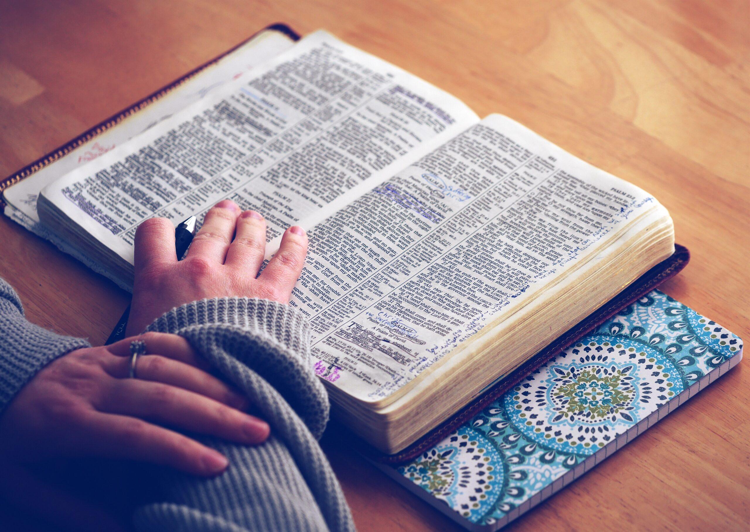 Perché smettiamo di leggere la Bibbia?