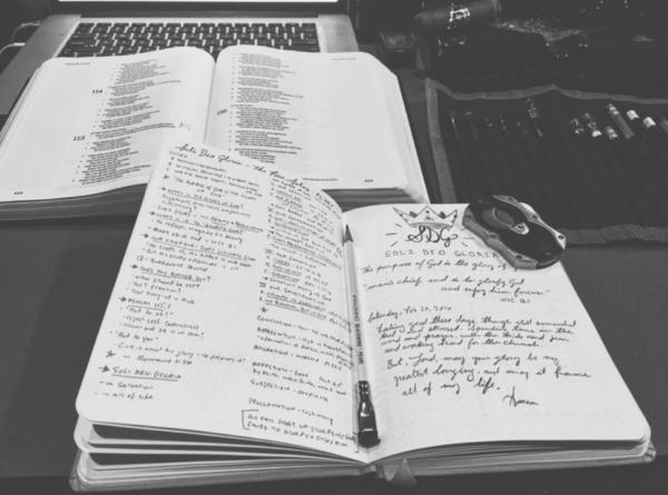 Come preparo un sermone
