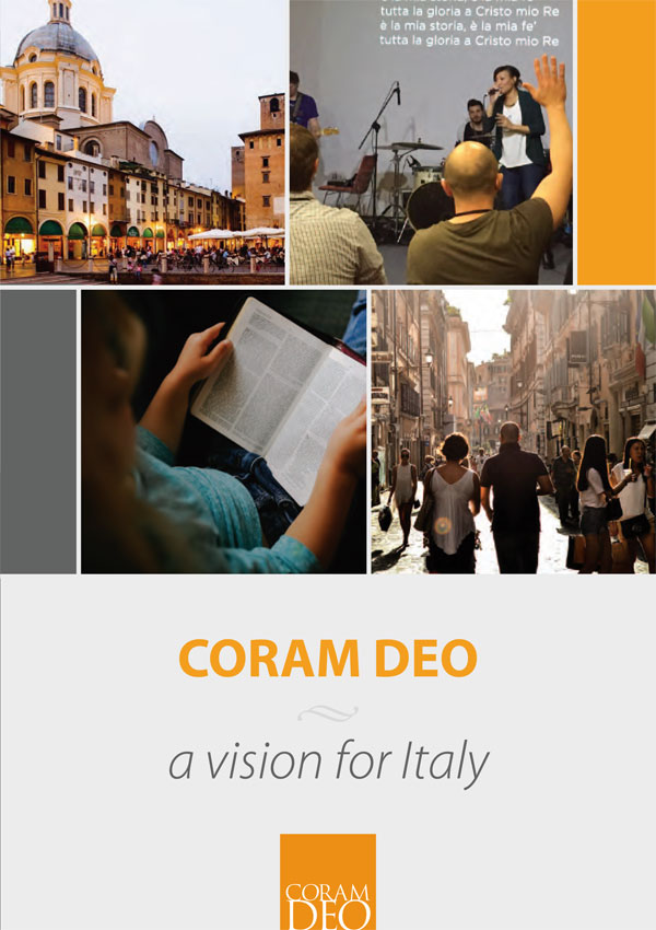 Coram Deo - English brochure