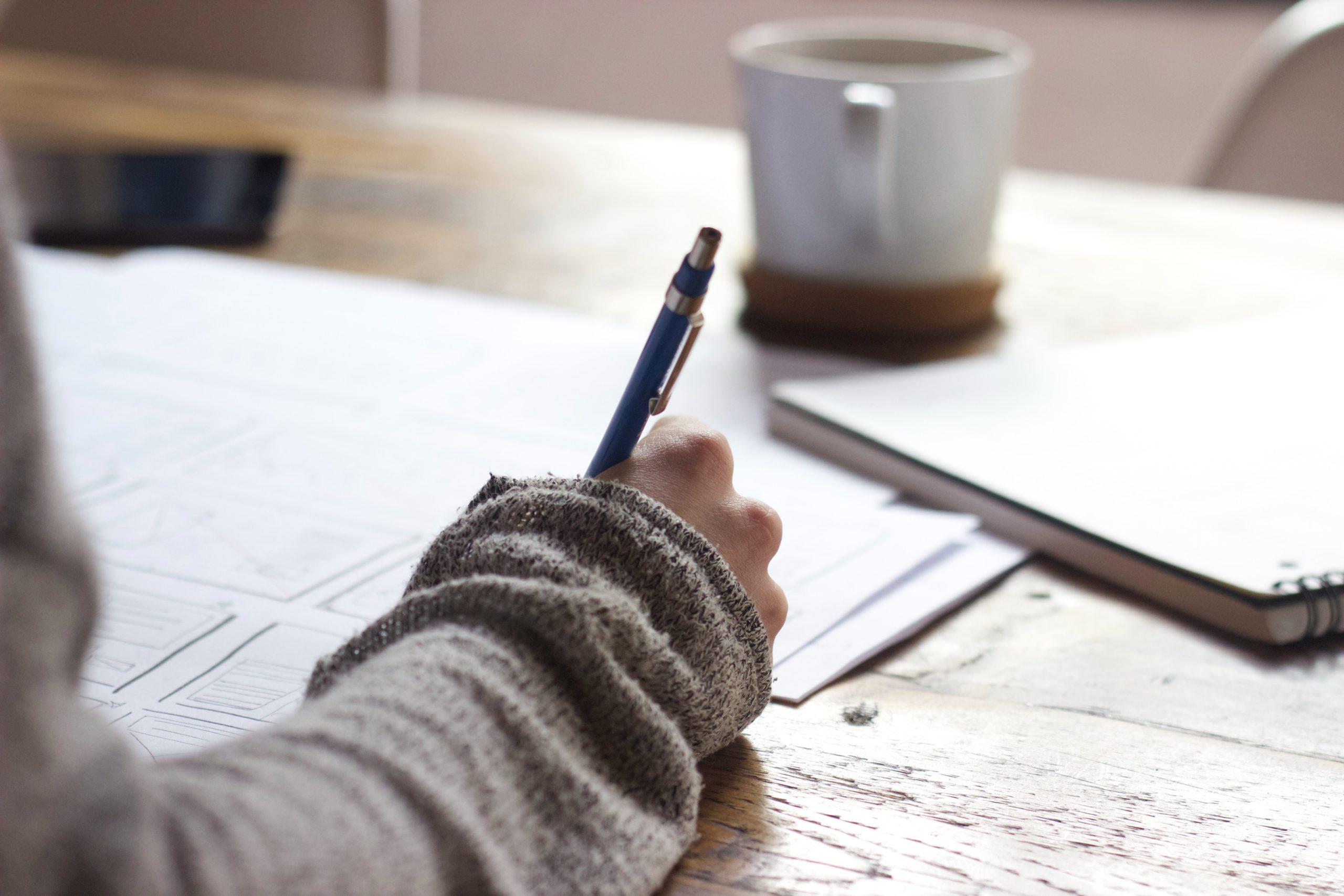 Dio ti ha reso scrittore