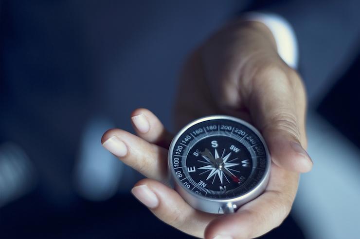 Porta il tuo lavoro all'estero – il businessman in missione