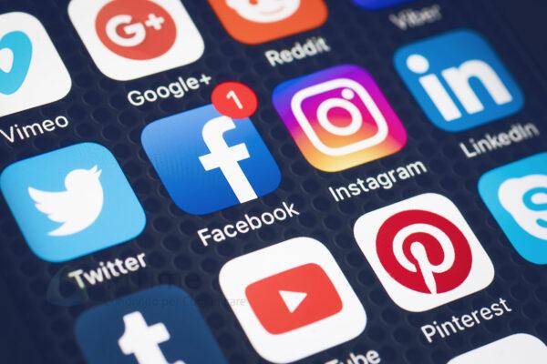 La strategia che adotto sui social media