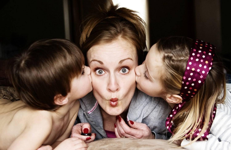 Che possa essere una figlia bella e forte: lezioni da una mamma di tre figlie
