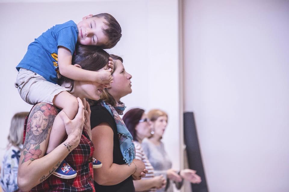5 motivi per cui i bambini fanno parte del culto principale