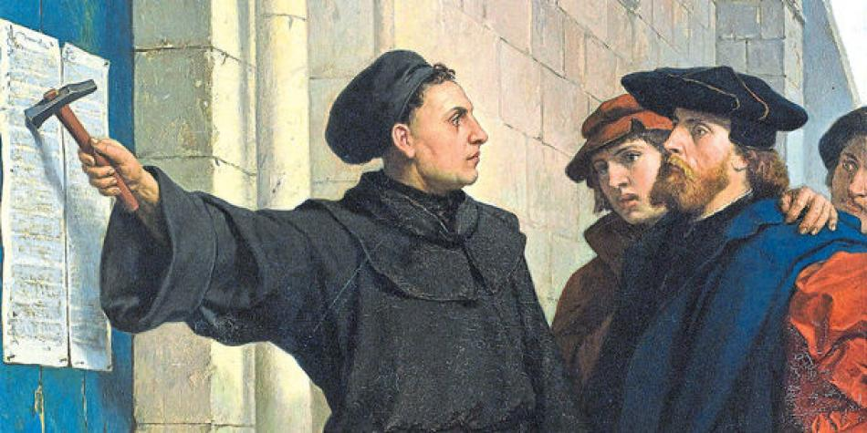 L'ascoltatore impavido: L'abitudine che infiammò Lutero