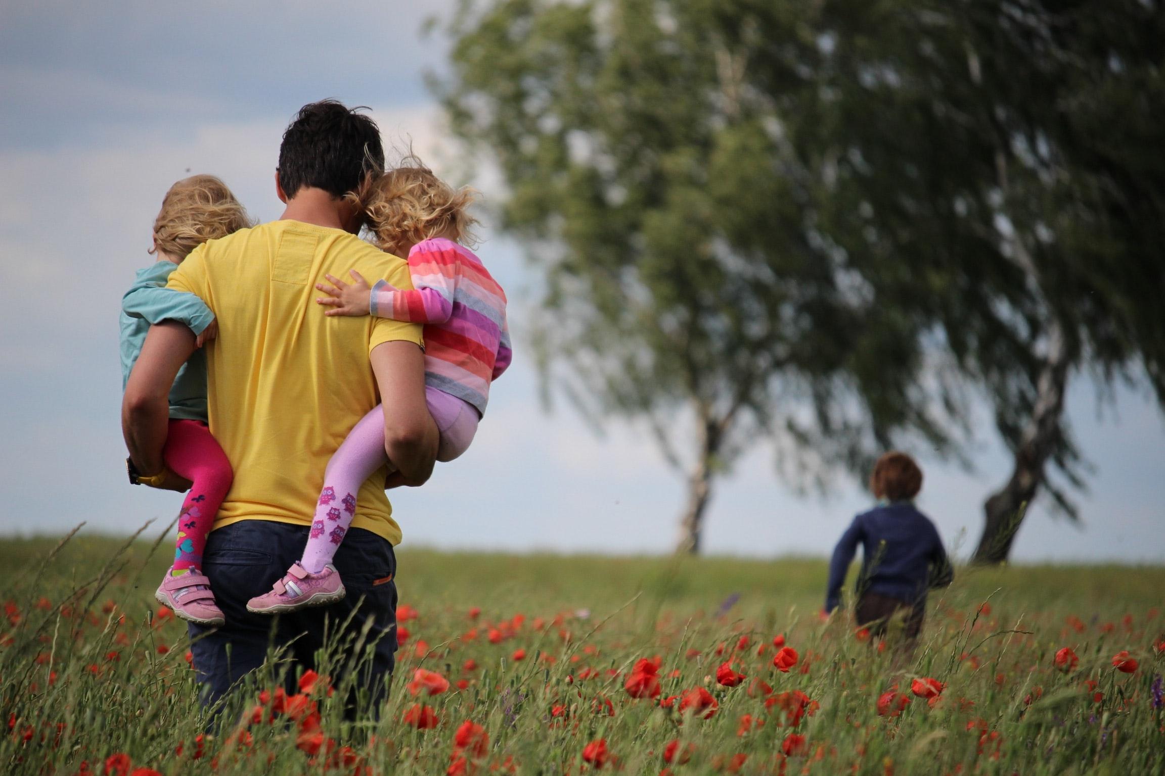 Non rinunciare a pregare per i tuoi figli