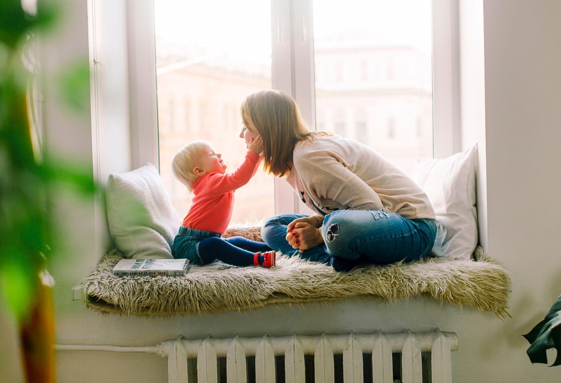 La cura dei bambini nella famiglia della chiesa