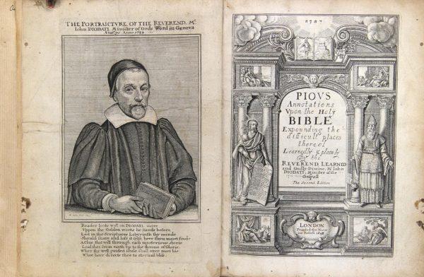Giovanni Diodati: teologo riformato italiano (1576-1649)  – 3 parte